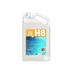 Detergente Clorado H8 CLORMAX 5 L