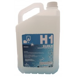 Sabonete mãos H1 Klen-N Branco perfumado 5 L